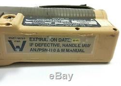 Original Military Gps Navigation Us Army Rockwell An/psn-11 Nsn Receiver Radio