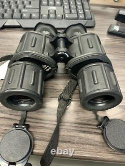 Original Romanian army IOR 10x40 binoculars Military rubberized optics
