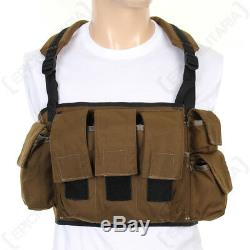 Original South African M83 Pattern Chest Rig Army Military
