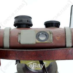 Original Swiss Military Range Finder Wild Heerbrugge TM2 Army Surplus Vintage