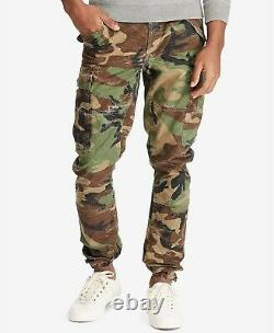 POLO RALPH LAUREN Men's Surplus Camo Utility Cargo Pants NEW NWT