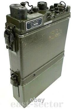 PRC10 MILITARY Radio REC-XMTR RT-176/PRC-10-GY Siemens & Halske Ex-Army Korean