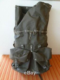 Perfect Big Swiss Army Military Waterproof Backpack Rucksack 76 Mountain Troops
