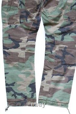 Polo Ralph Lauren Camo Surplus Division Mountain Trousers/Pants 34 x 30