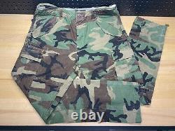 Polo Ralph Lauren Classic Surplus Camo Military Cargo Pants Mens Size 36x30
