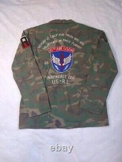 Polo Ralph Lauren Military Army Camo Officer Ripstop Soldier Camp Mens Large