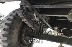 Pribbs Military M105 Cargo Utility Off Road Trailer Jeep Army Truck