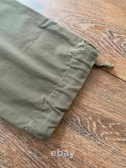 RRL Double Ralph Lauren Military Surplus Cargo Pants In Olive Green Size 30X32