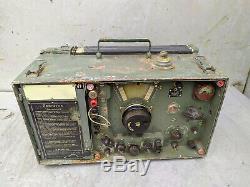 Radio Station Military Army Vintage Original USSR