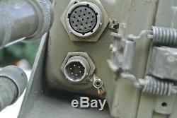 Radio military italian radio ER95 Army Radio Signal Corp