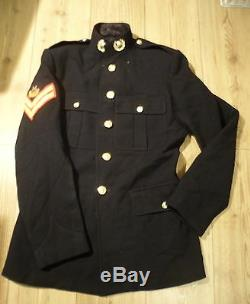 Rm Royal Marines No1 Bandsman Dress Jacket Chest 39 British Military Issue