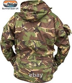 SAS Windproof Smock British Dpm Army Military Jacket (S 2XL) FREE DELIVERY
