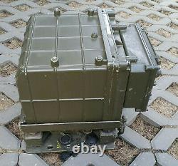 Sem25 Vehicular Military Radio Transceiver German Army Nato Unimog Receiver Vhf