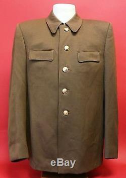 Soviet WW2 Red Army POLITICAL COMMISSAR JACKET Top Quality Copy BIG SIZE Uniform