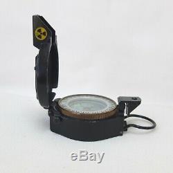 Stanley L1a1 Prismatic Military Compass Nato British Army Barker Mk 3 M-73 M-88