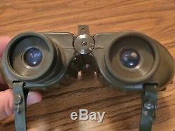 Steiner D12 8×30 Binoculars- German Army Surplus