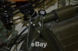 Swiss Military Surplus Army Condor MO-93 7-Speed Bicycle, 1993-1995 5 Sold