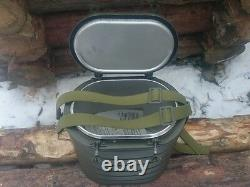 Thermos flask army, military holds 12 L for field kitchen. Russia New