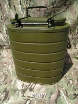 Thermos flask army, military holds 12 L for field kitchen army USSR New