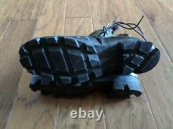 U. S Military Issue Jungle Boots Panama Sole Ro Search Spike Protective 8r New