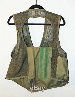 U. S. Military Pilot SRU-21/P Survival Vest WithPartial Gear, U. S. Army, Helicopter