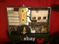 US ARMY RADIO RT-176 A/PRC-10 Military Receiver Transmitter Vietnam Era 1962