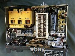 US ARMY REC/XMTR JRT-176 PRC-10 Military Radio Receiver Transmitter Vietnam Era