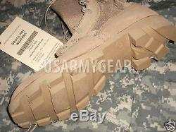 US Army Surplus Desert ACU Military Leather Canvas Jungle Panama Combat GI Boots