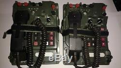 US Army USGI Military TA-1042A Telephone PREP SURVIVAL