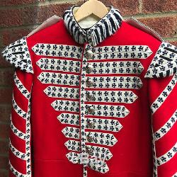 Uk British Army Surplus Issue Grenadier Guards Durmmers Red Parade Uniform Tunic