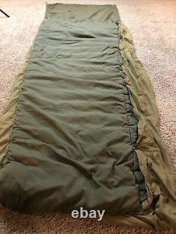 VINTAGE U. S. Army Sleeping Bag US Military Globe Sales Kapok WW2 WW1