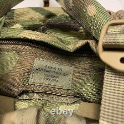 VRITUS MTP CAMO 17 LITRE ASSAULT RUCKSACK BACKPACK British Military, NEW