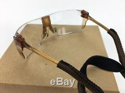 VTG AO American Optical US Army Military USMC USGI Protective Glasses Desert Sto