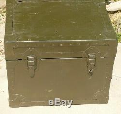 Vietnam Era US Military Officers Field Mess Kit Army Marines Forest Service