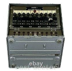 Vintage Military Switchboard LP10 Polish Army For Field Telephone Receiver Radio