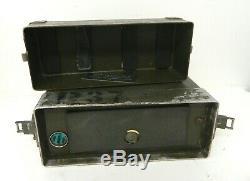 Vintage Rt-841 / Prc-77 Military Army Receiver Radio Transmitter