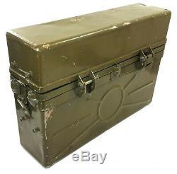 Vintage Spy Military Radio 354 R-354 Shmel Gru Kgb Soviet Russian Army Cold War