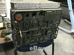Vintage Tactical Military AN/GRC-106 Radio Set