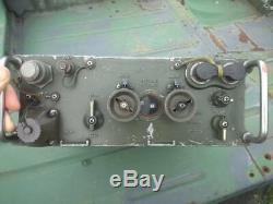 Vintage US ARMY PRC-77 Military Radio 30-76MHz FM 2W Very Rare