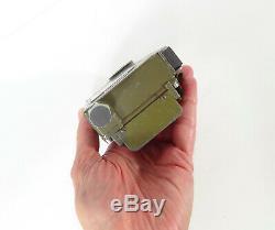 Vintage Vietnam Military Survival Field Radio RT-60 ARMY- NAVY- USAF- MARINES