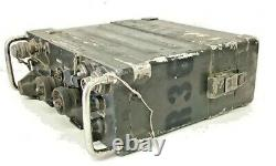 Vtg Rt-841 Prc-77 Usmc Military Army Vietnam Manpack Receiver Radio Transmitter