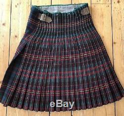 WW1 34 British Army Queens Own Cameron Highlanders Scottish military kilt