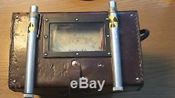 Working Famous Dp66 Military Radiation Detector Geiger Counter Beta Gamma